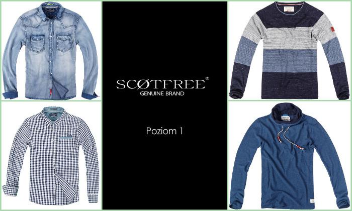 Scotfree: 30% promocja na swetry i koszule