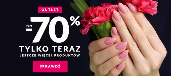 Semilac Semilac: do 70% rabatu na kosmetyki do paznokci w kategorii Outlet