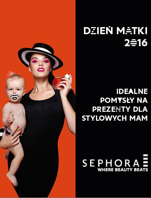 Sephora: prezenty na Dzień Matki