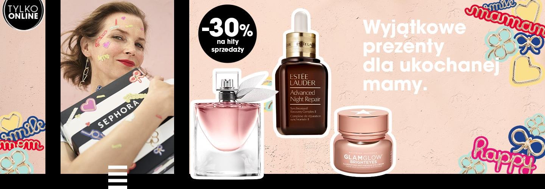 Sephora: 30% rabatu na hitowe kosmetyki i perfumy                         title=