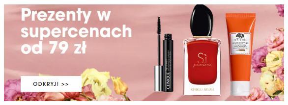 Sephora: prezenty na Dzień Mamy w super cenach od 79 zł