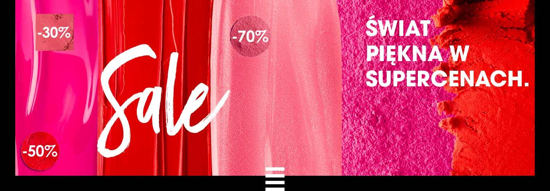 Sephora: wyprzedaż do 70% zniżki na kosmetyki i perfumy                         title=