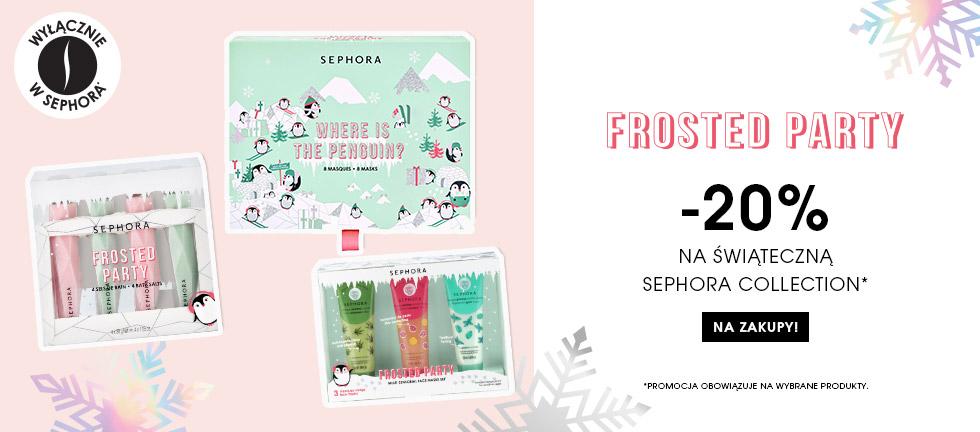 Sephora Sephora: 20% rabatu na świąteczne zestawy kosmetyków Sephora Collection