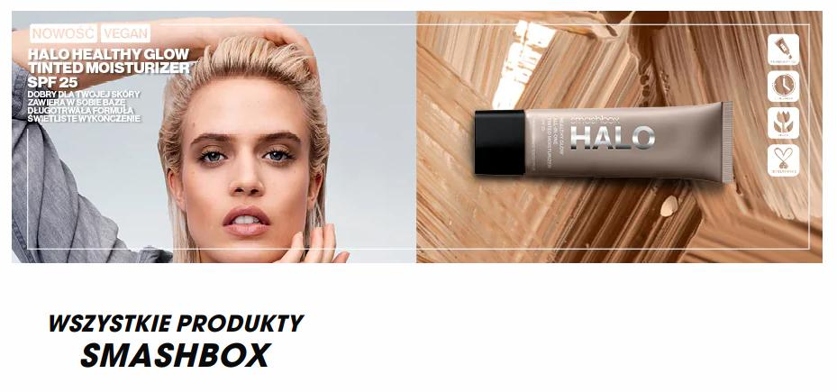 Sephora: 25% zniżki na produkty marki Smashbox