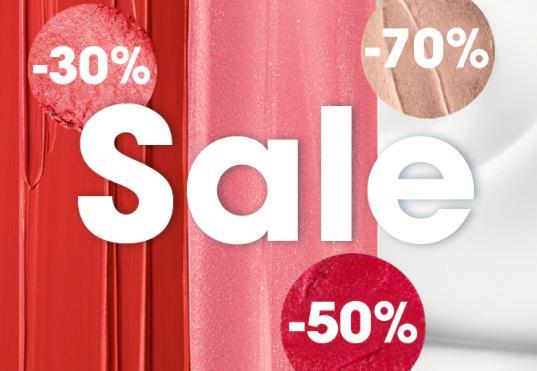 Sephora Sephora: do 70% rabatu na kosmetyki do makijażu i pielęgnacji