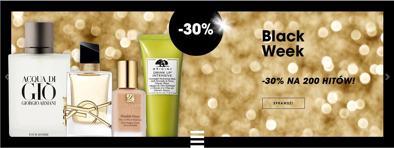 Sephora: Black Week 30% rabatu na 200 kosmetycznych hitów