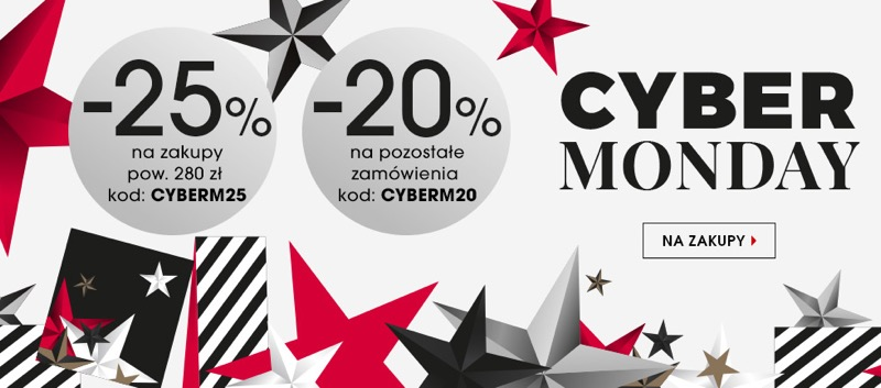 Cyber Monday Sephora: do 25% rabatu na zakupy