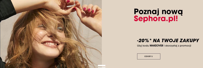 Sephora: 20% zniżki na kosmetyki i perfumy                         title=