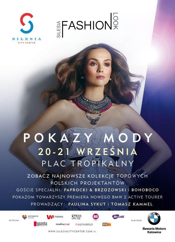Fashion Look w Silesia City Center w Katowicach 20-21 września 2014