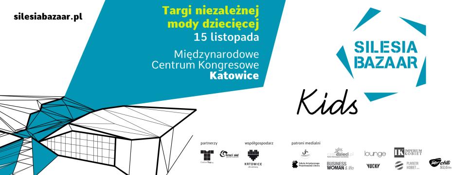 Targi Mody Silesia Bazaar Kids w katowickim MCK 15 listopada 2015                         title=
