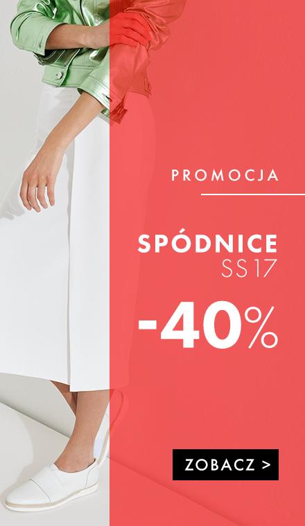 22c829f882 Simple  40% rabatu na spódnice z kolekcji wiosna-lato 2017