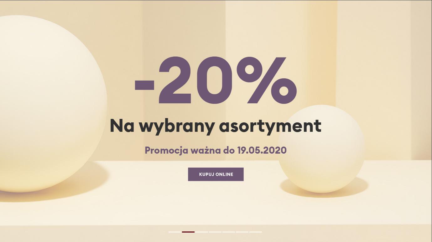 Sinsay: 20% rabatu na wybrany asortyment damski                         title=