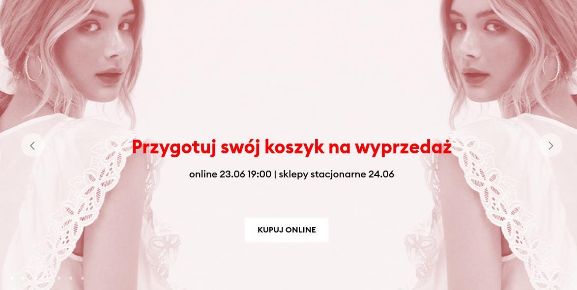 Sinsay: wyprzedaż do 50% rabatu na odzież damską, męską i dziecięcą oraz produkty do domu i kosmetyki