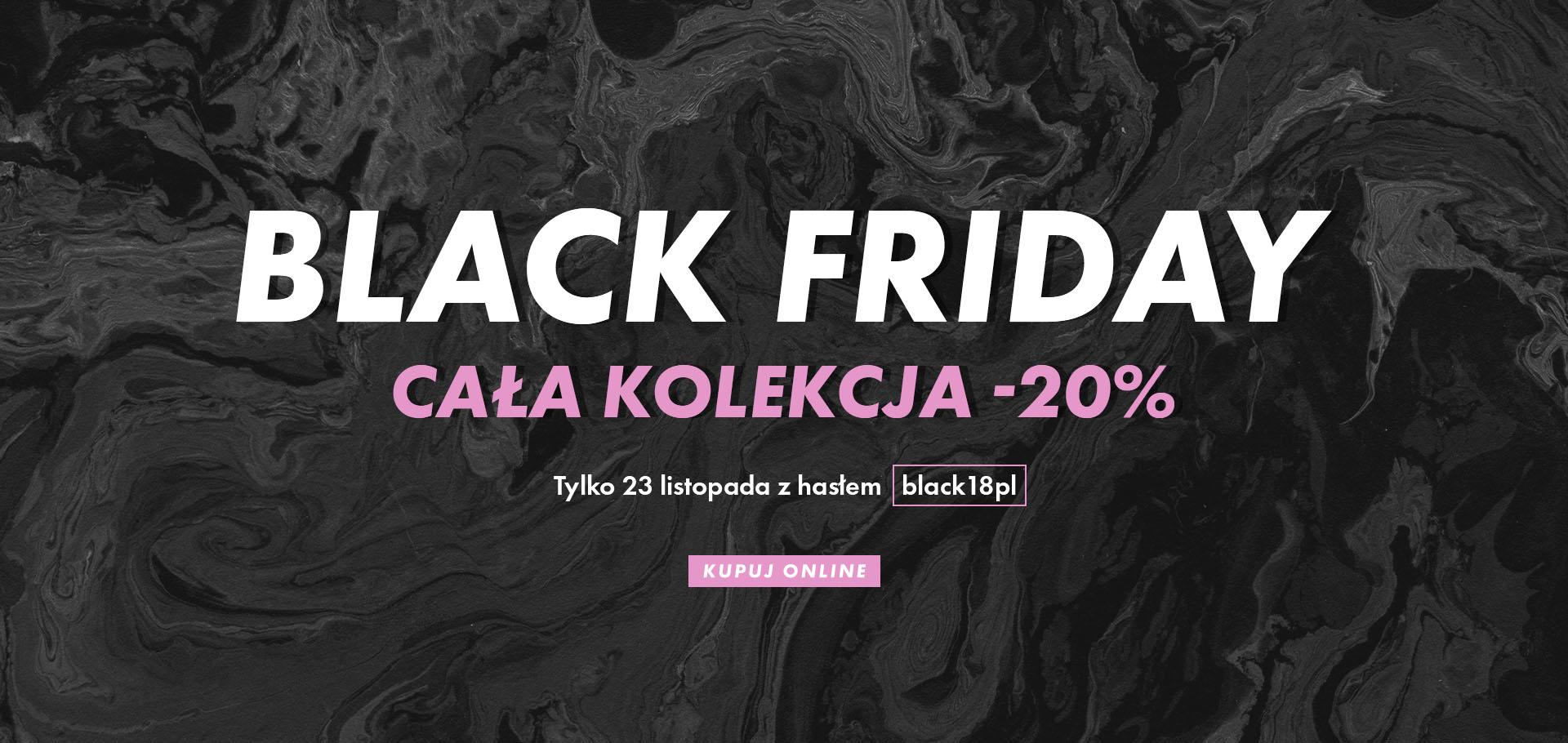 Black Friday Sinsay: 20% rabatu na całą kolekcję                         title=