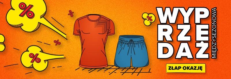 Sklep Biegacza: wyprzedaż do 80% rabatu na odzież i obuwie sportowe