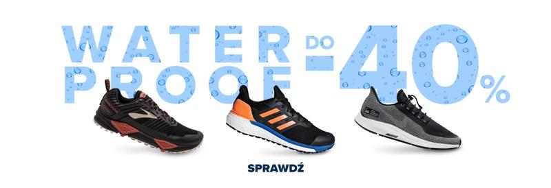Sklep Biegacza: do 40% zniżki na wybrane obuwie do biegania