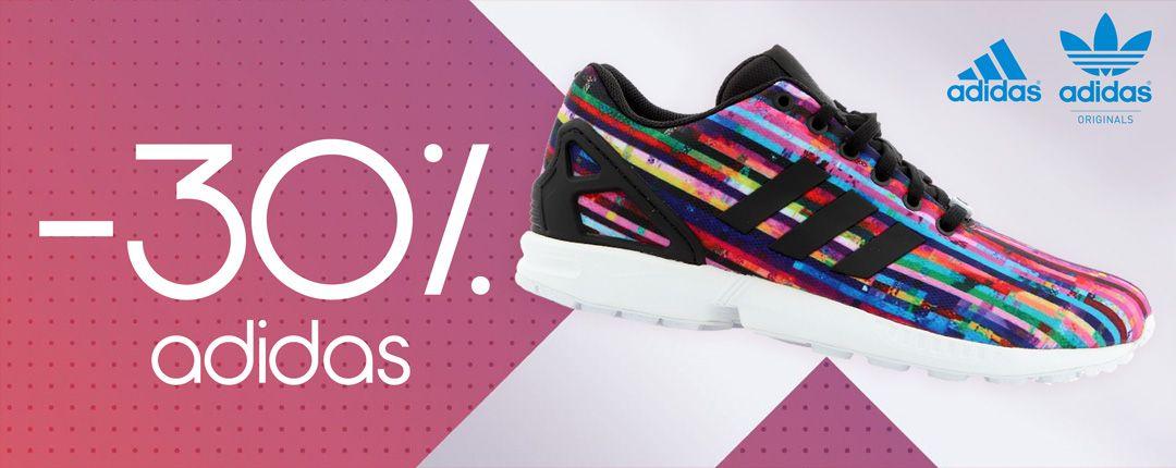Sklep Luz: 30% zniżki na buty marki Adidas