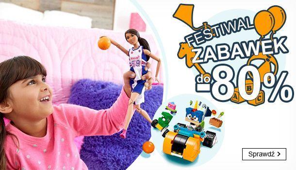 Smyk Smyk: do 80% zniżki na zabawki - festiwal zabawek