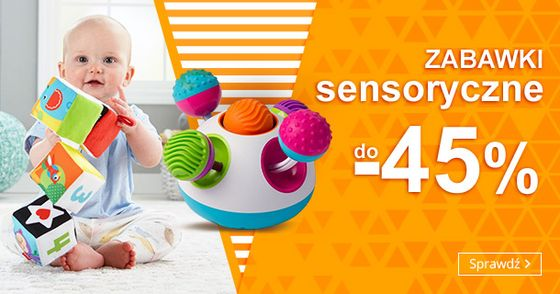 Smyk: do 45% rabatu na zabawki sensoryczne                         title=