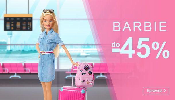 Smyk: do 45% zniżki na lalki Barbie                         title=