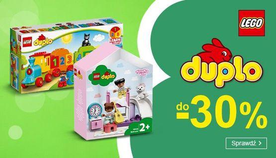 Smyk Smyk: do 30% zniżki na klocki Lego Duplo