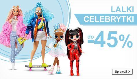 Smyk: do 45% zniżki na lalki celebrytki