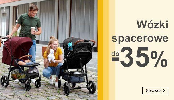 Smyk: do 35% zniżki na wózki spacerowe                         title=