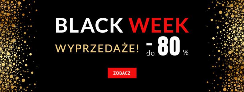 Sport Shop: Black Week wyprzedaż do 80% rabatu na odzież, obuwie i akcesoria sportowe znanych marek