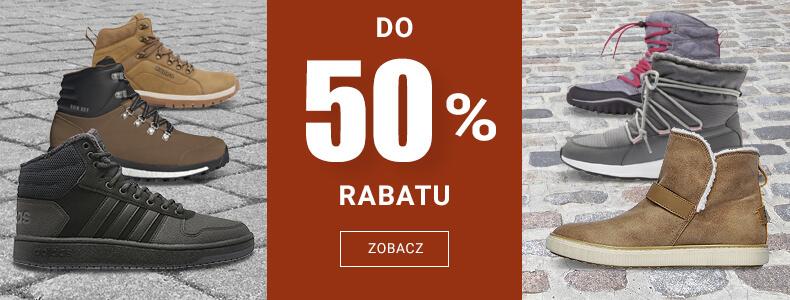 Sport Shop: do 50% rabatu na buty na jesień i zimę