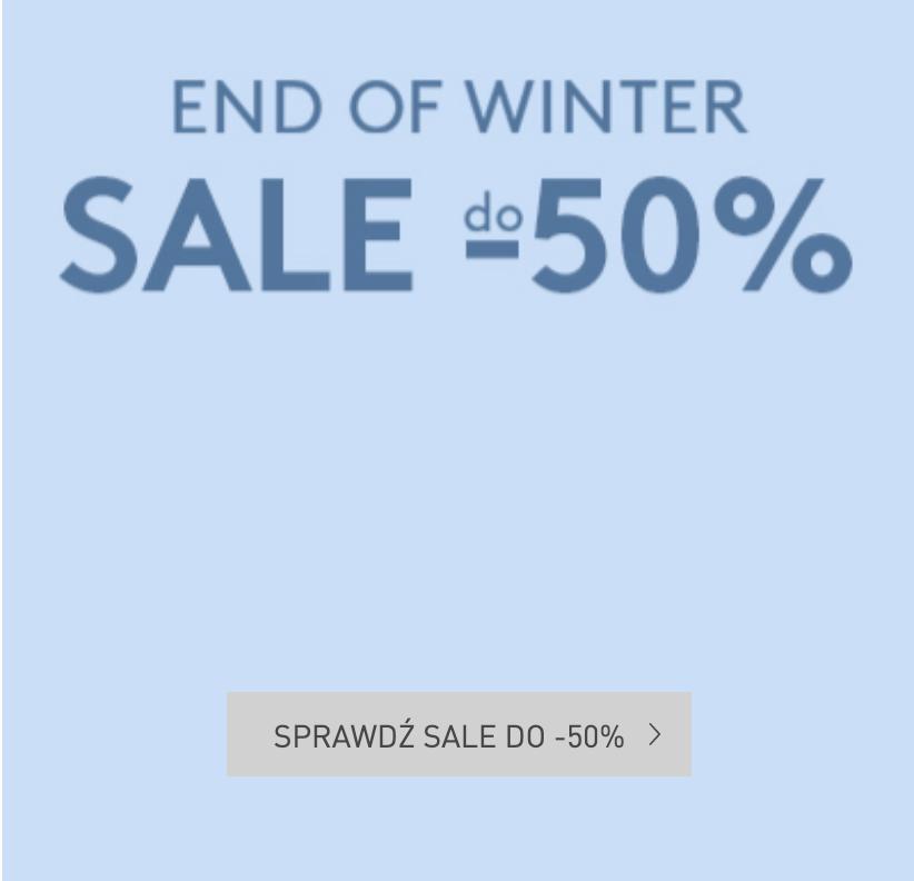 Sportofino: koniec zimowej wyprzedaży do 50% rabatu na sportową kolekcję odzieży damskiej, męskiej i dziecięcej