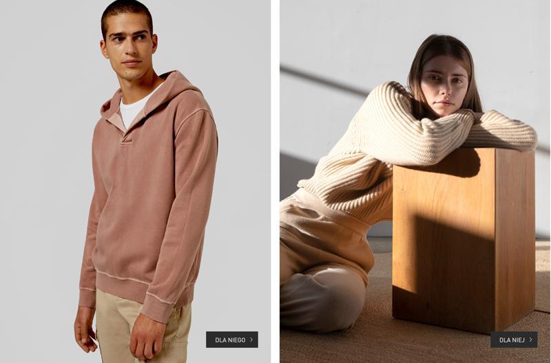 Sportofino: loungewear