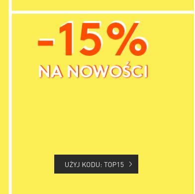 Sportofino: 15% zniżki na odzież, obuwie oraz akcesoria sportowe