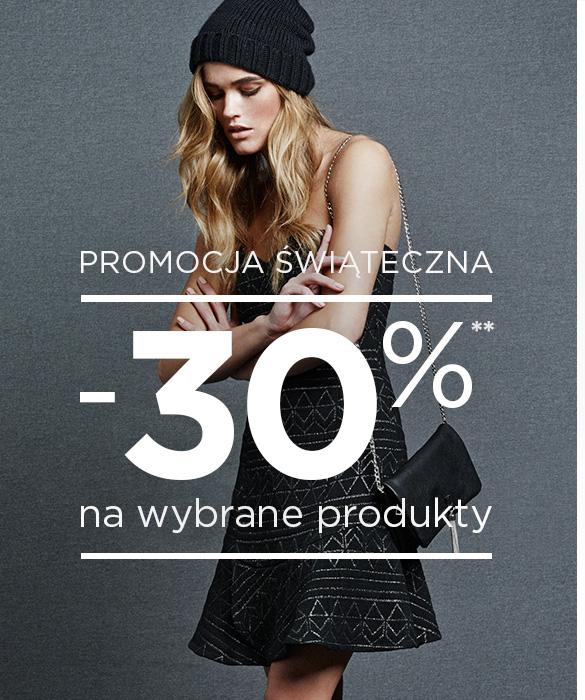 Stradivarius: 30% zniżki na wybrane produkty