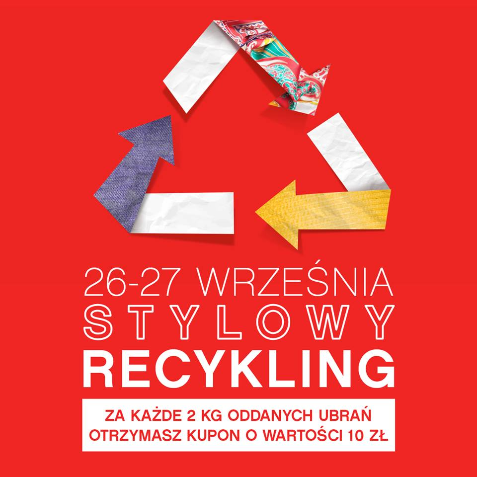 Stylowy Recykling w Factory Wrocław 26-27 września 2015