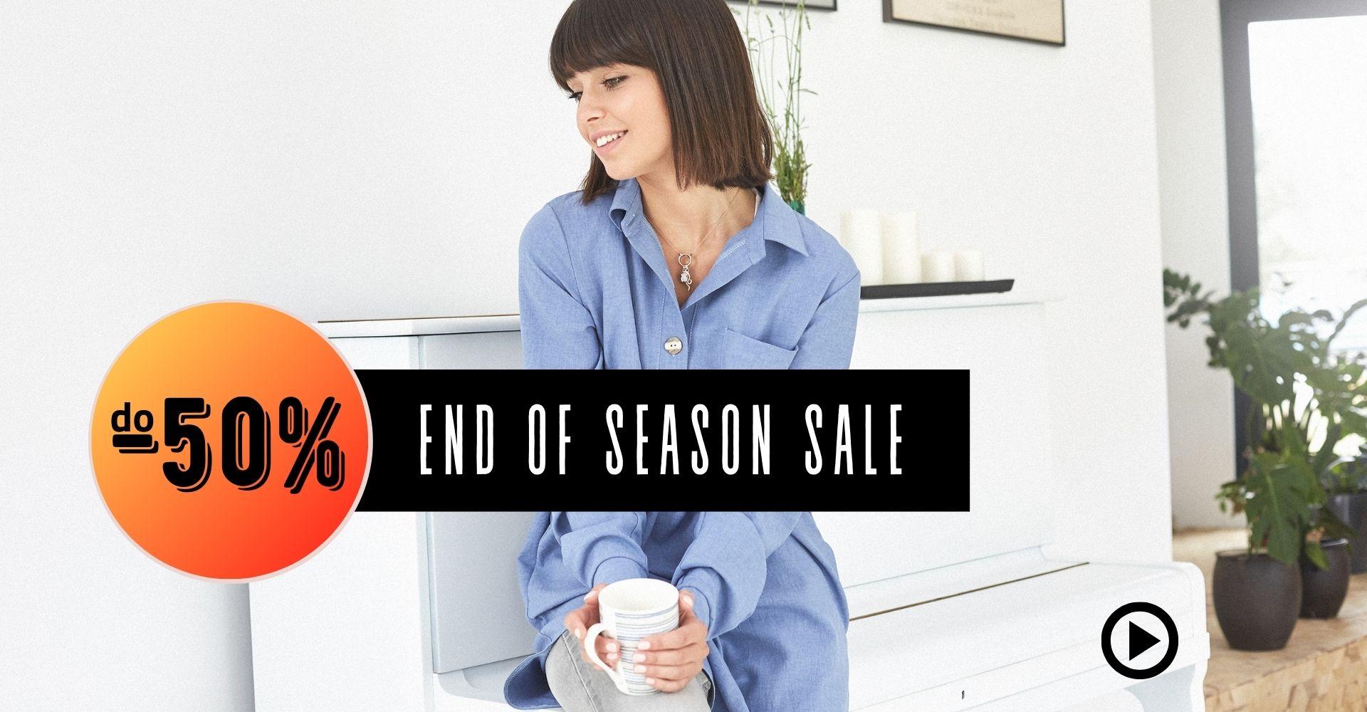 Sukienki Shop Sukienki Shop: wyprzedaż do 50% rabatu na sukienki, spódnice, swetry, bluzy i komplety - ostatnie dni
