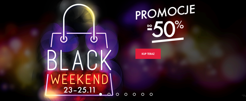 Black Weekend Super-Pharm: do 50% rabatu na wybrane kosmetyki