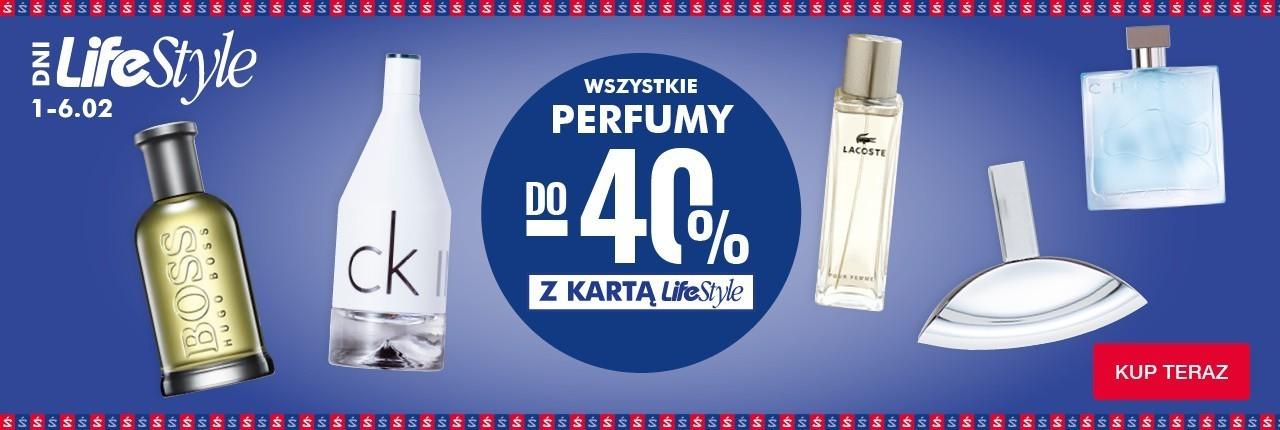 Super-Pharm: do 40% zniżki na perfumy - Dni Lifestyle