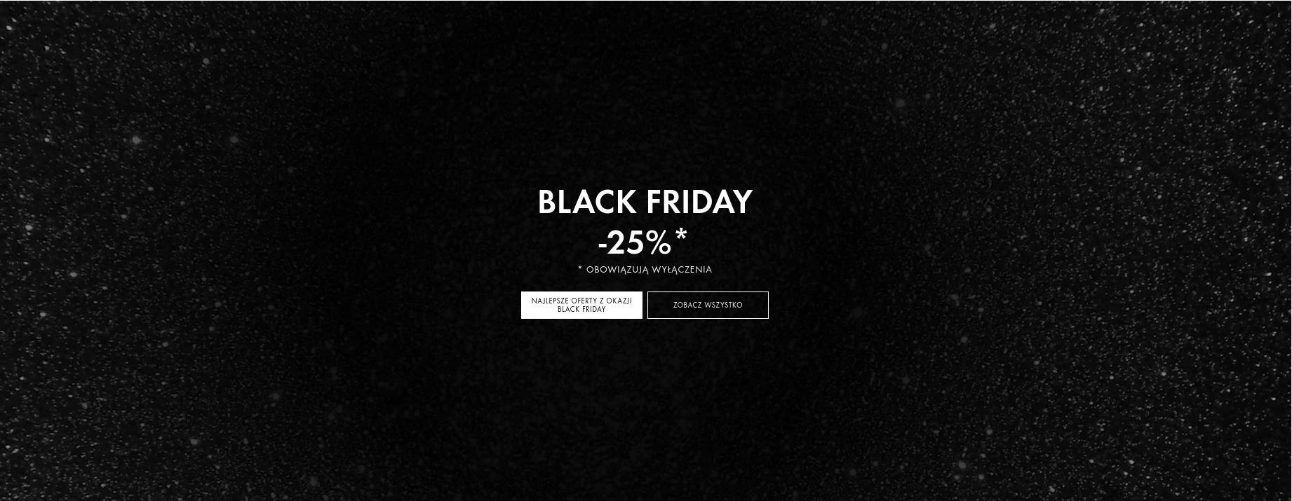Swarovski: Black Friday 25% zniżki na znakomicie wykonaną biżuterię