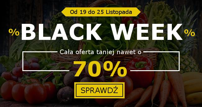 Black Week Świat Kwiatów: do 70% rabatu na artykuły ogrodnicze