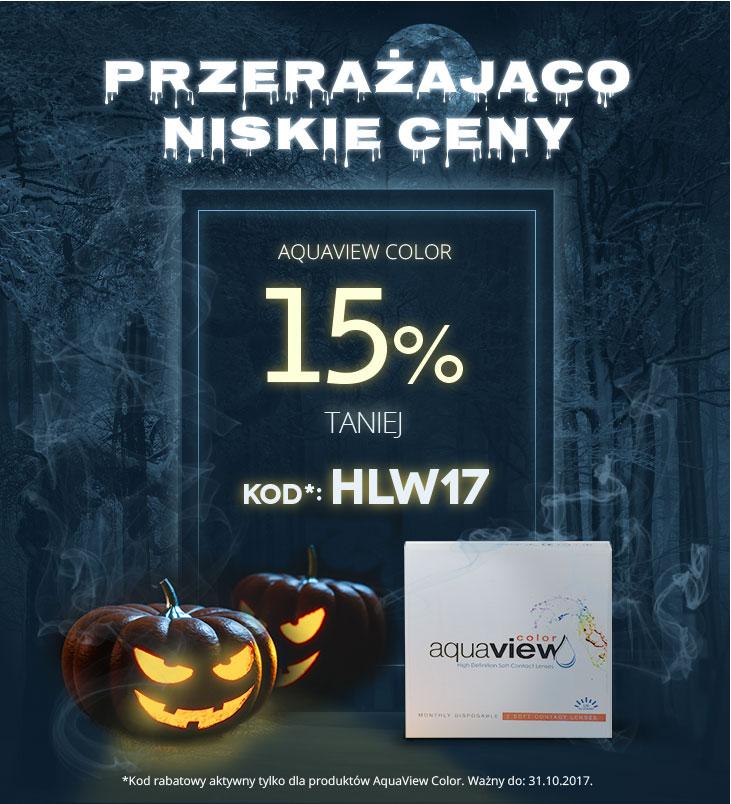 Szkła Szkła: 15% rabatu na produkty Aquaview Color