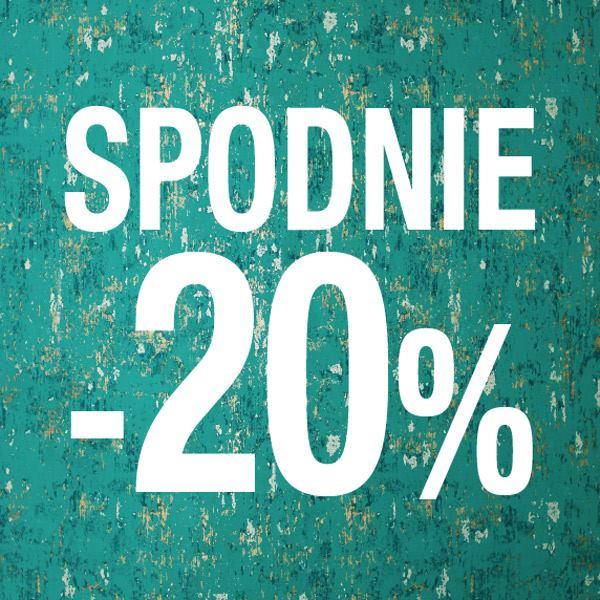 TALLY WEiJL: 20% zniżki na spodnie