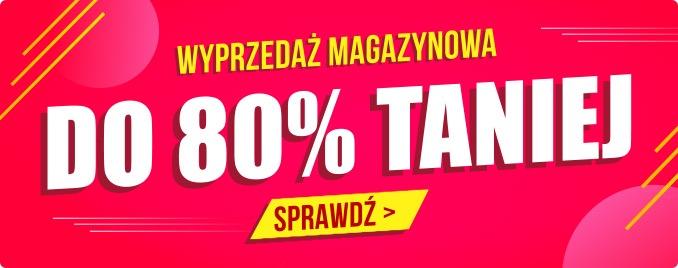 Taniaksiazka: wyprzedaż magazynowa do 80% zniżki na książki, gry planszowe i zabawki                         title=