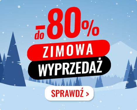 Taniaksiazka: zimowa wyprzedaż do 80% rabatu na książki, poradniki, klocki, zabawki, gry, puzzle