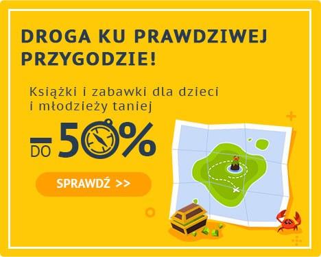 Taniaksiazka: do 50% rabatu na książki i zabawki dla dzieci                         title=