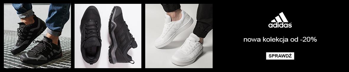 TanieSportowe.pl: od 20% zniżki na nową kolekcję obuwia sportowego Adidas