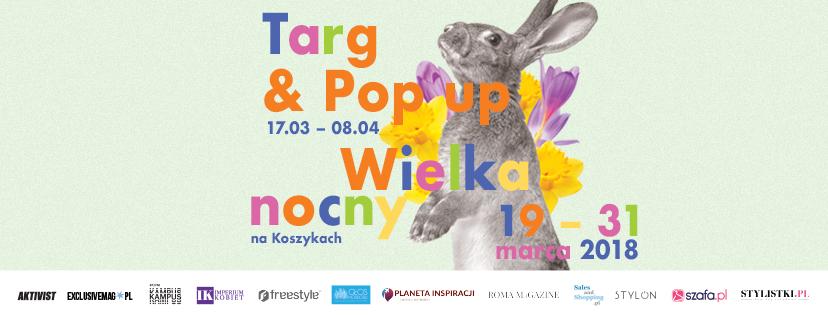 Pop-Up Store Easter Time i Jarmark Wielkanocny w Warszawie                         title=