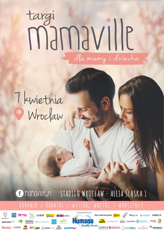 Targi Mamaville we Wrocławiu 7 kwietnia 2019                         title=