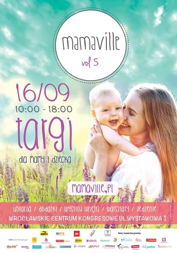 Targi Mamaville we Wrocławiu 16 września 2017