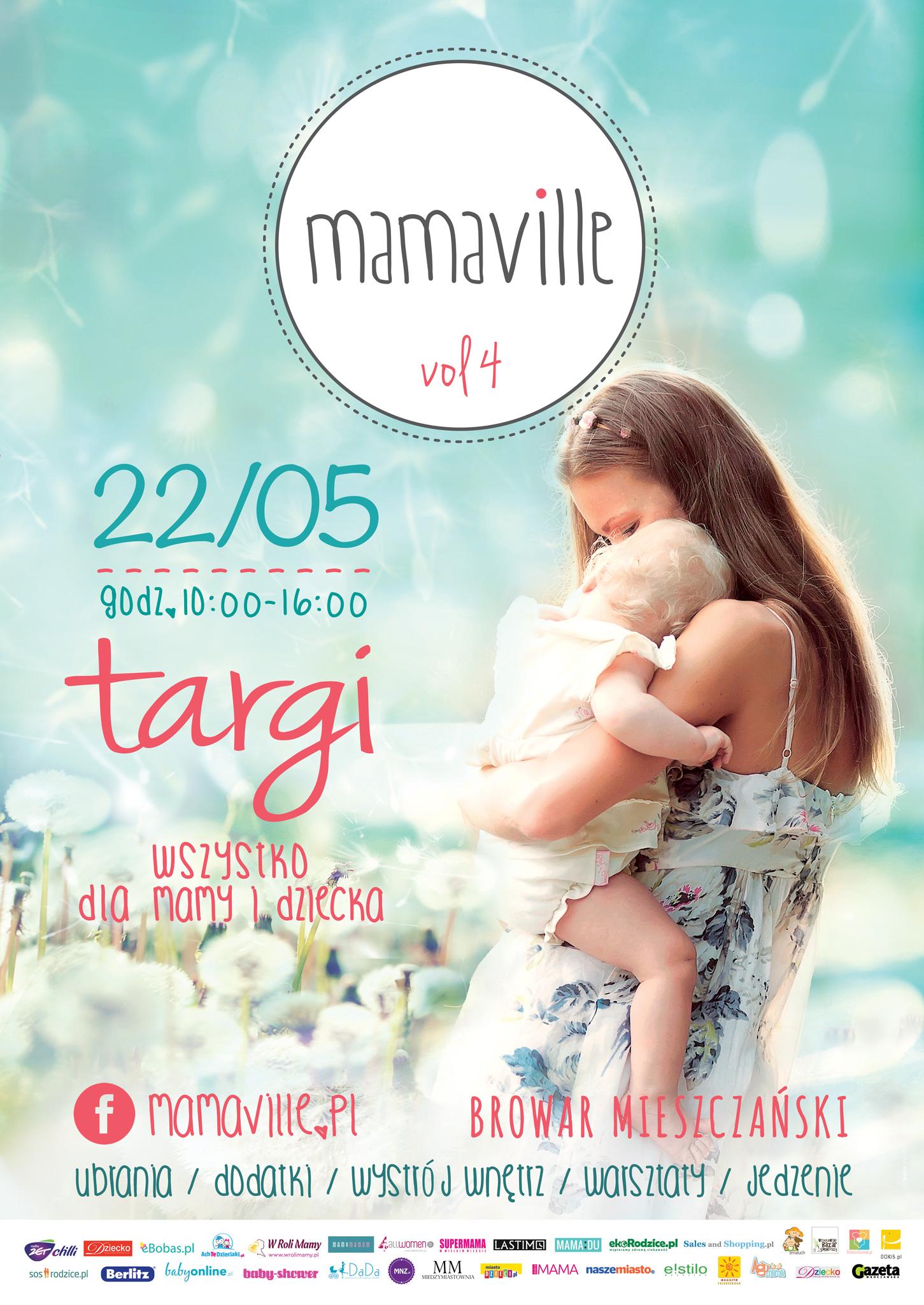 Targi Mamaville we Wrocławiu 22 maja 2016
