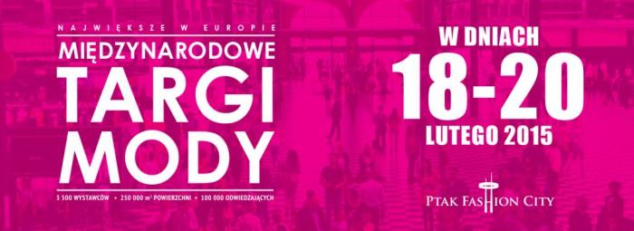 Międzynarodowe Targi Mody w Rzgowie 18-22 lutego 2015                          title=